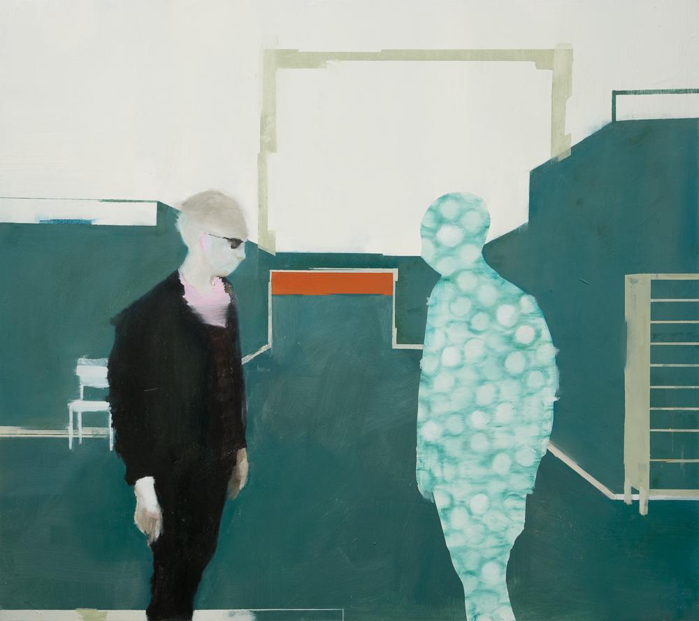 Jesper Blåder: Att måla ett hörn